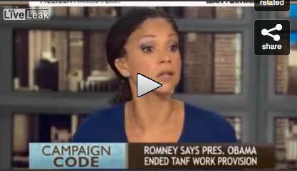 Happy Labor Day! Melissa Harris-Perry Snaps & Free Obama Stickers!