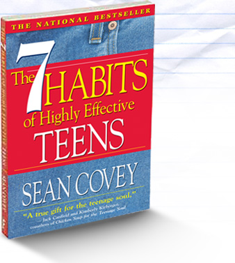 Cameron Speaks on 'The 7 Habits of Highly Effective Teens'