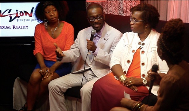 "Kia Speaks ""Sexual Realities"" with Fusion Teen Talk Show"